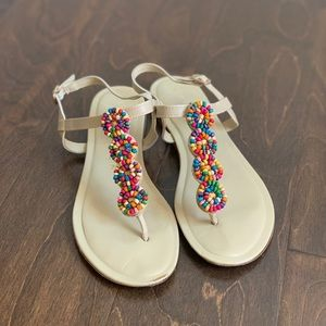 Italian Shoemakers  T-Strap Sandal